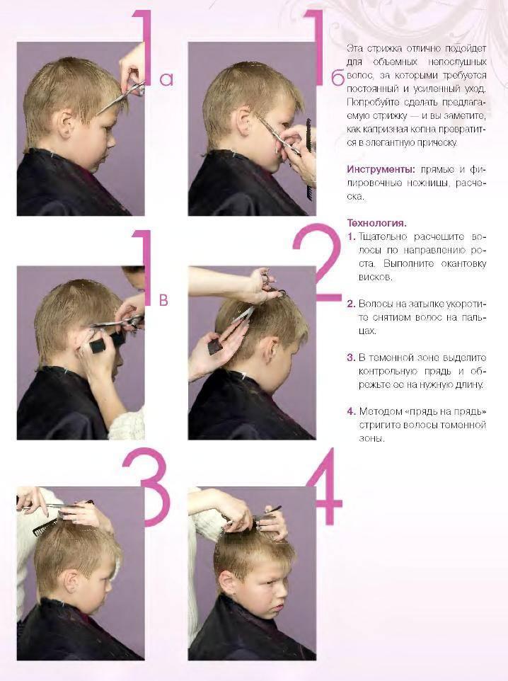 Первая стрижка малыша. детская парикмахерская: как стричь ребенка в год
