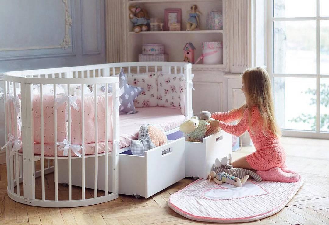 Пеленальный столик для новорожденных — как выбрать