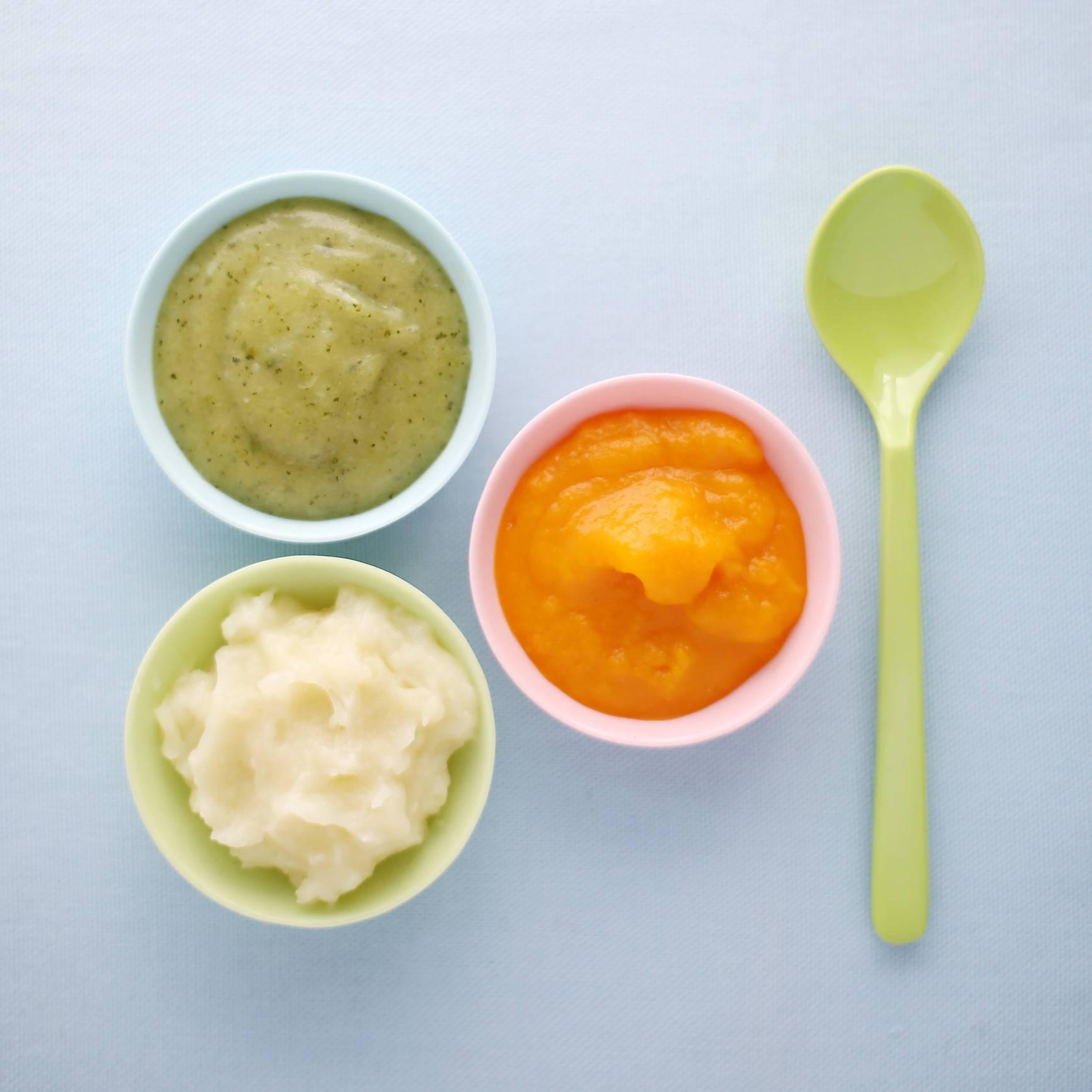 Пюре для грудничка на зиму: как приготовить своими руками, рецепты