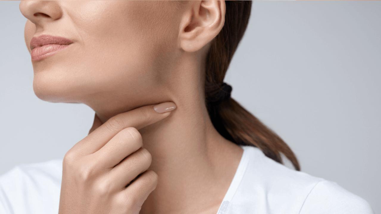 Воспаление лимфоузлов на затылке у ребенка