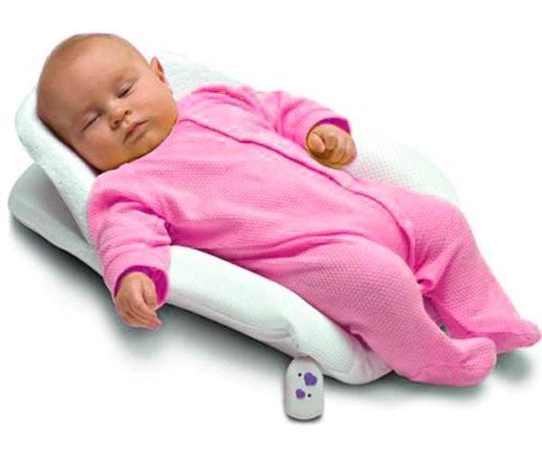 Сон новорождённого: как правильно