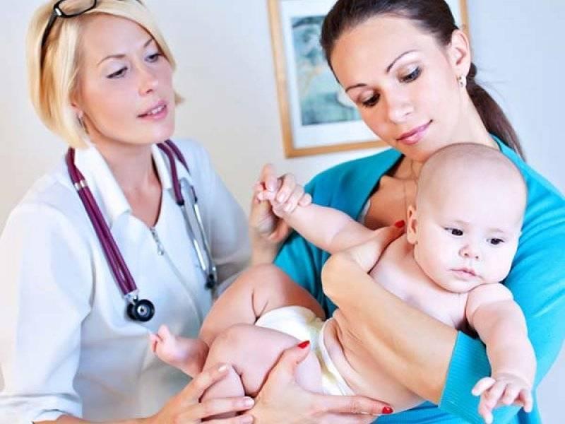 Посещение врачей в 1 год жизни ребенка: обязательный перечень медосмотров