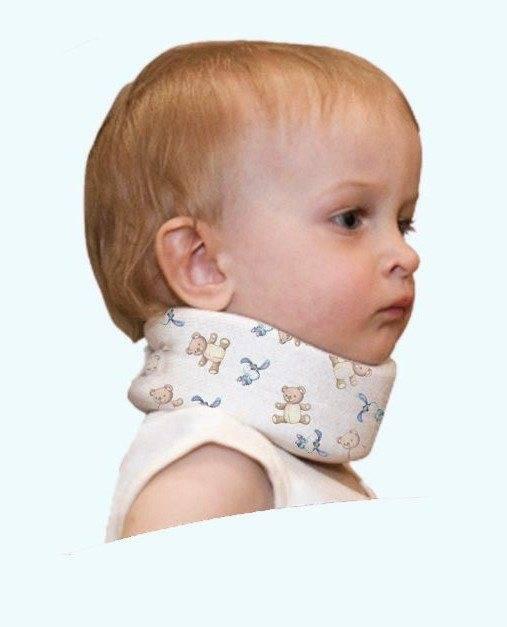 Воротник шанца для новорожденных: как правильно одевать и использовать (с фото) | все о суставах и связках