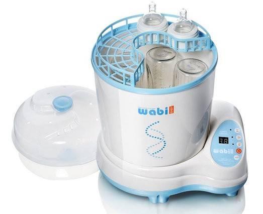 Как правильно стерилизовать бутылочки и соски для новорожденных?