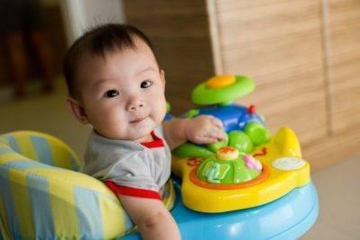 Когда можно сажать мальчика: есть ли противопоказания