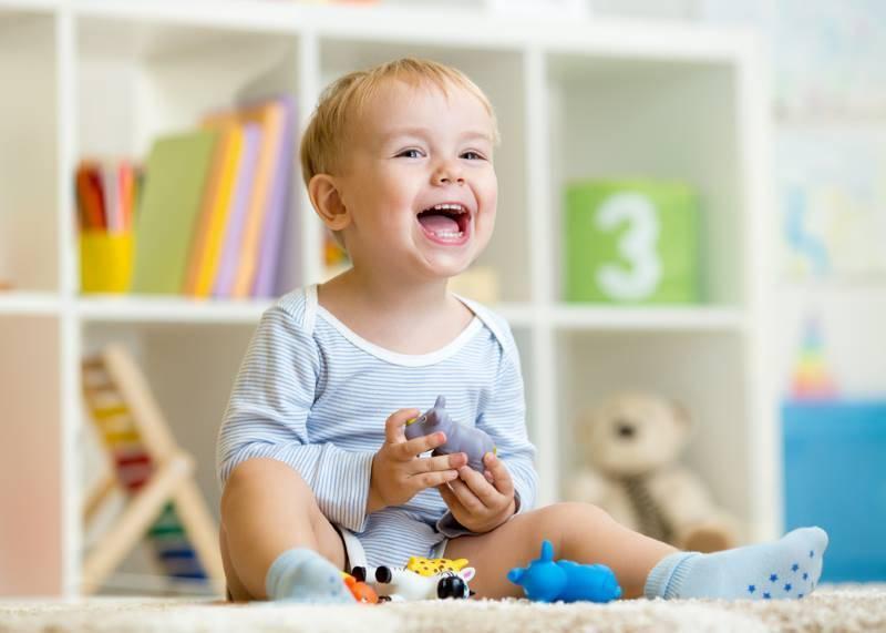 Когда ваш ребенок сказал первое слово...?))