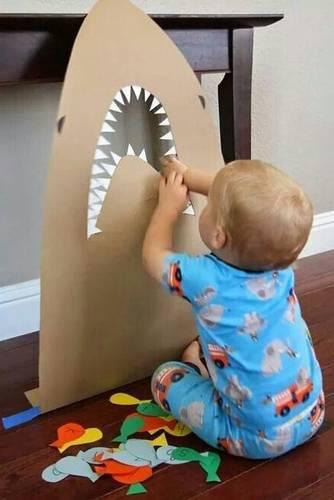 Развивающие игры для детей от 1 года 9 месяцев. развитие мелкой моторики и не только   жили-были