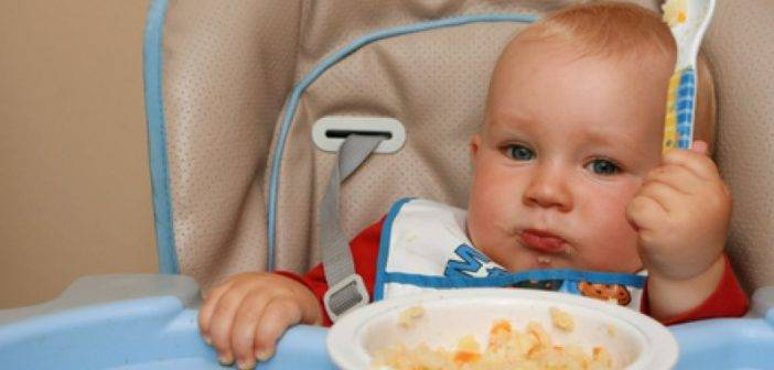 Разнообразное и полезное питание: каким должно быть меню 9-месячного ребенка на искусственном вскармливании?