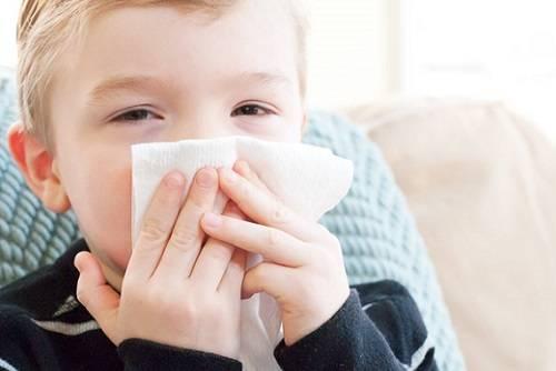 У ребенка сопли без температуры и без кашля