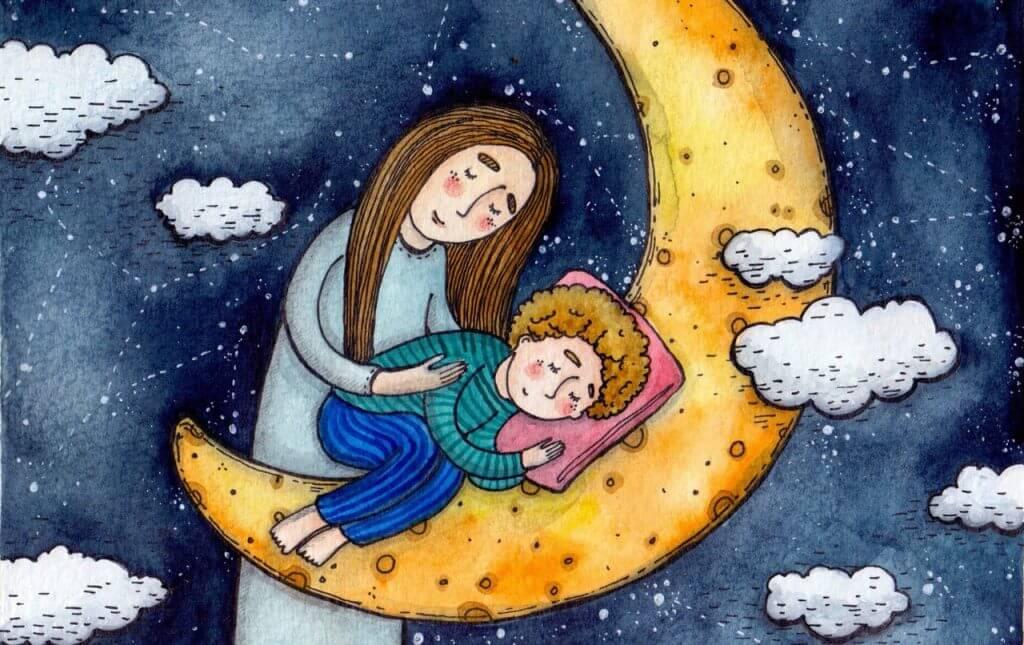 Колыбельные для новорожденных: спи, моё солнышко