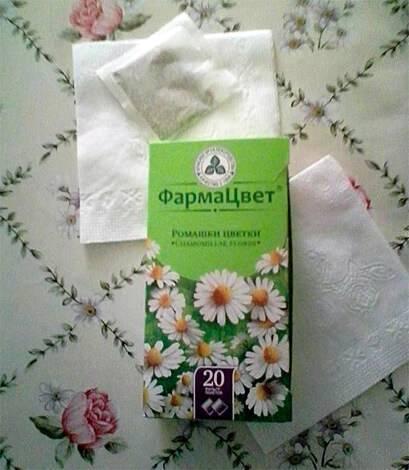 Польза ромашкового чая для грудничка