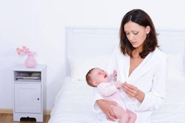 Холодные конечности при температуре у ребенка комаровский