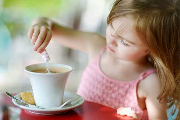 В каком возрасте можно давать ребенку какао
