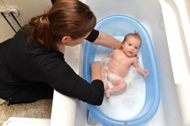 Купание грудничка: как часто и как правильно купать ребенка до года