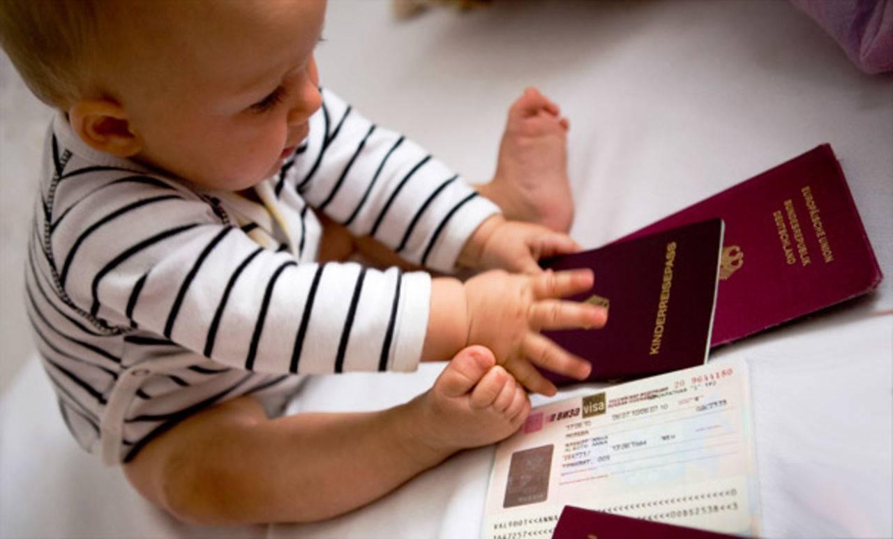 Регистрация рождения ребенка в загсе