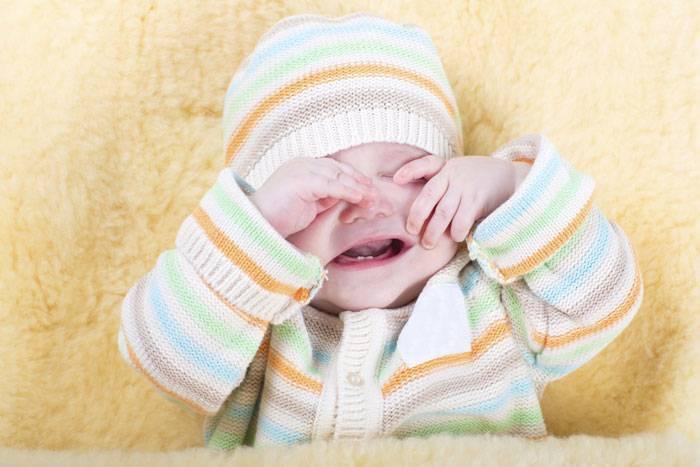 Когда заканчиваются колики у новорождённых