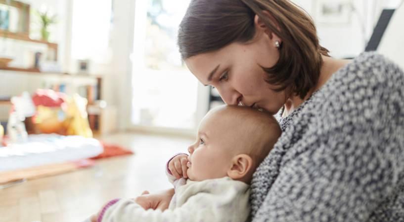 Нервная мать — горе семье), нервная мать и ее ребенок