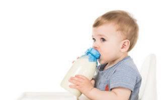 Козье молоко для грудничка — с какого возраста можно давать ребенку
