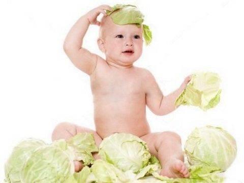 Можно ли маме есть капусту при кормлении грудью