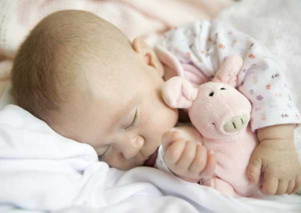Как уложить спать месячного младенца?