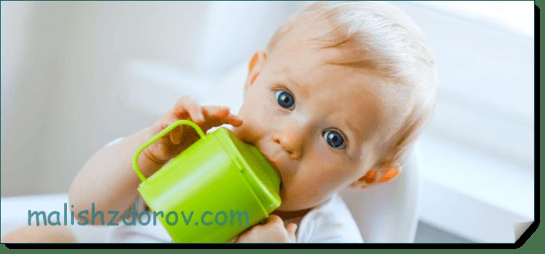 Как быстро вылечить сухой кашель у ребенка народными средствами?