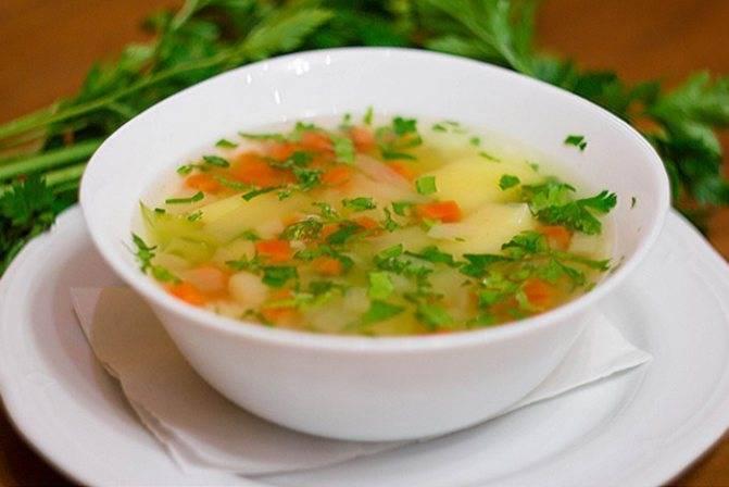 Рецепты для детей до года: супы и другие блюда для грудного ребенка