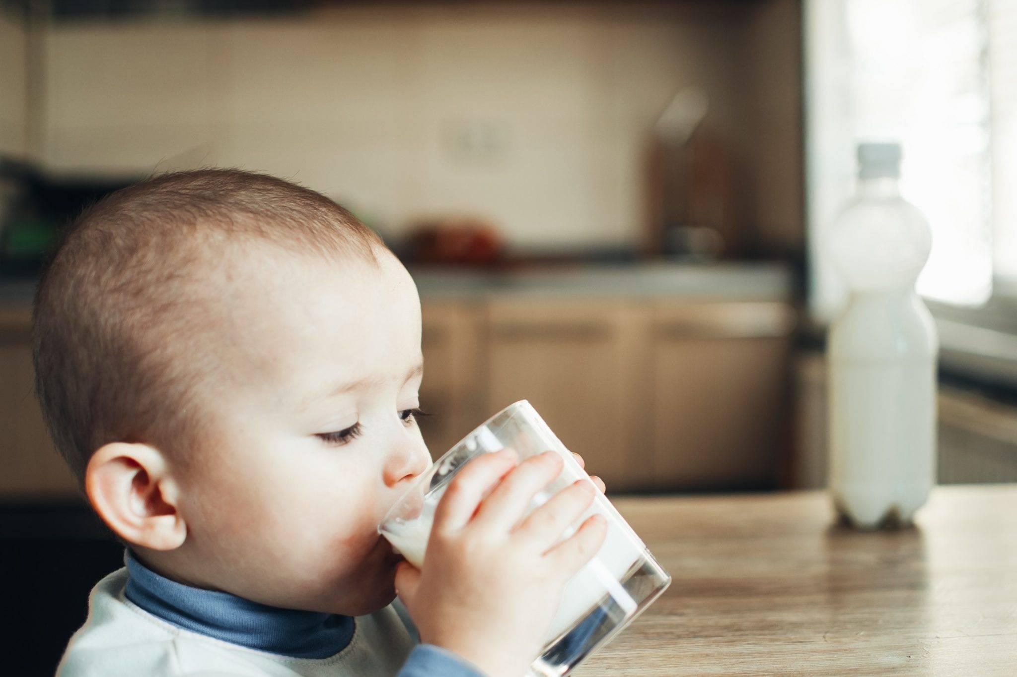 Аллергия на глютен и коровий белок