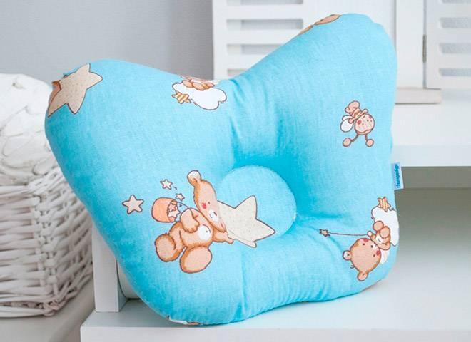Нужна ли здоровым новорожденным младенцам ортопедическая подушка? мнение ортопедов