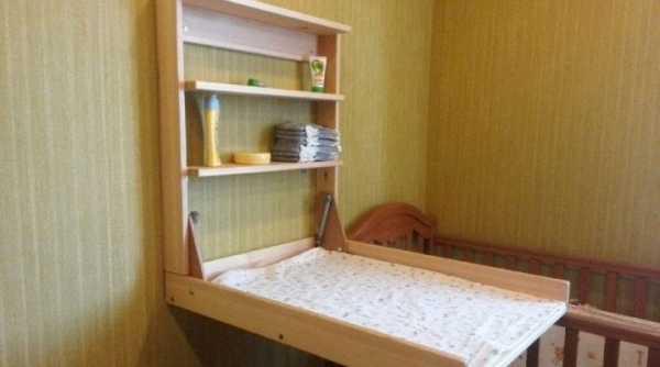 Гид по выбору пеленального стола, комода, матраса и других видов пеленальников