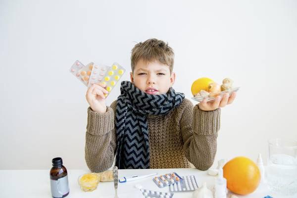 Какой антибиотик при кашле у детей 2 лет
