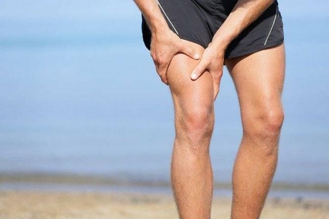 Осложнение на ноги после гриппа у детей