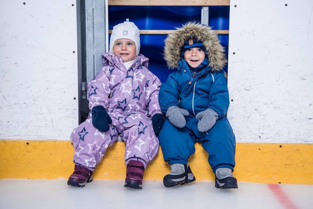 Зимняя обувь для ребенка 1 год