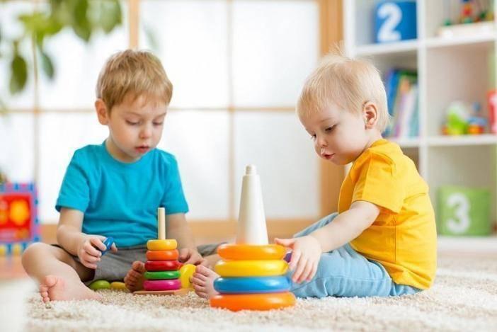 """Материал по проблеме раннего возраста """"развитие общей и мелкой моторики детей 2-3 лет"""""""