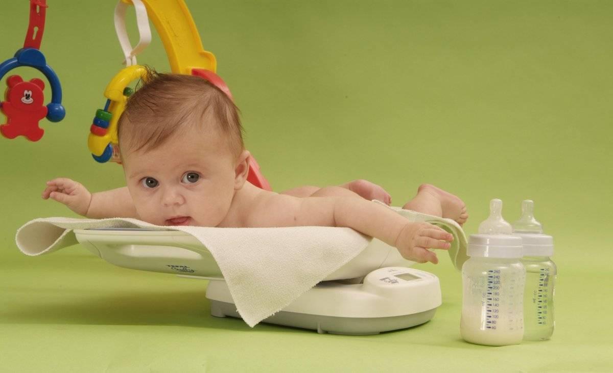 Рекомендации педиатров по тому, сколько должен съедать ребенок в 4 месяца от рождения