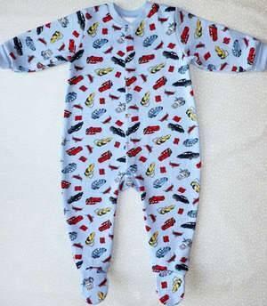 Размеры одежды для новорожденного
