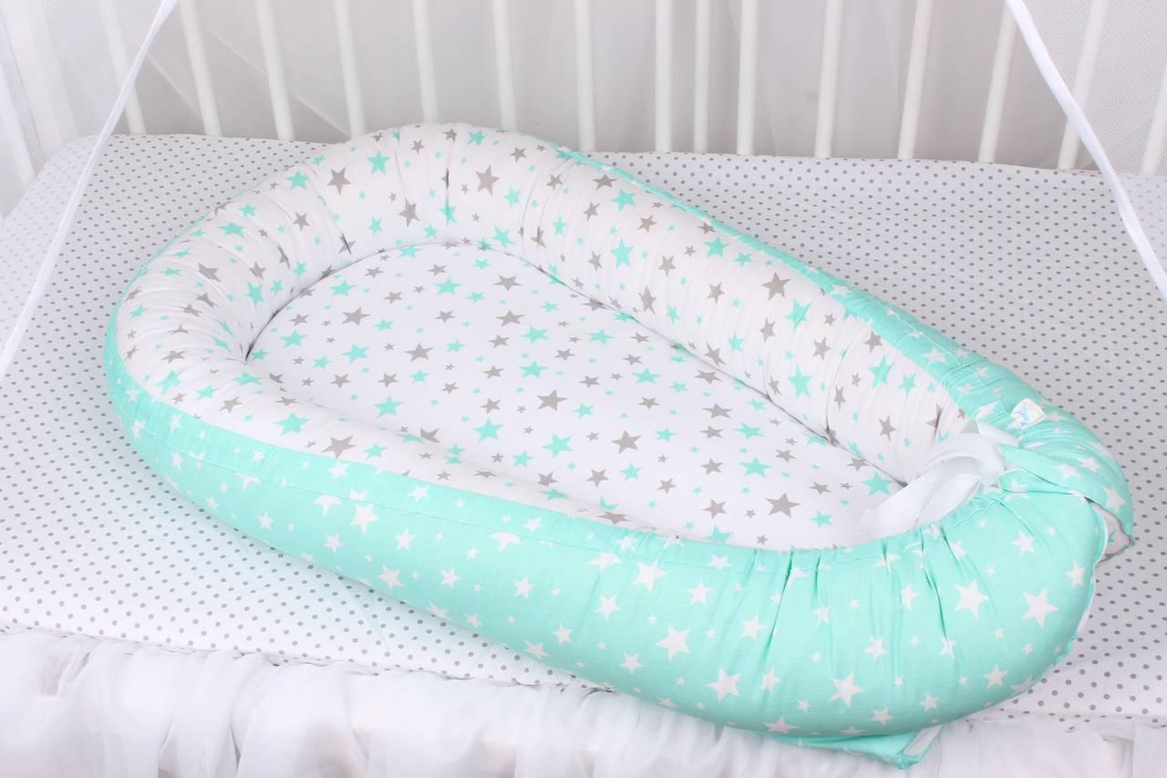А нужно ли это гнездышко для новорожденного?