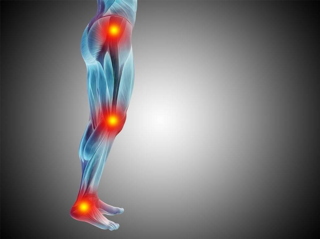 Болят икроножные мышцы после гриппа
