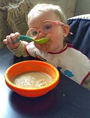Питание годовалого ребенка   годовалый ребенок отказывается от еды | метки: почему, не, есть, каша, неохотно