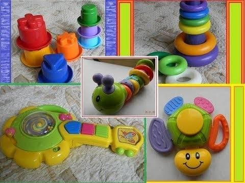 Развивающие игры и занятия для детей 1,5 года— 1 год 9 месяцев (подробный план— конспект)