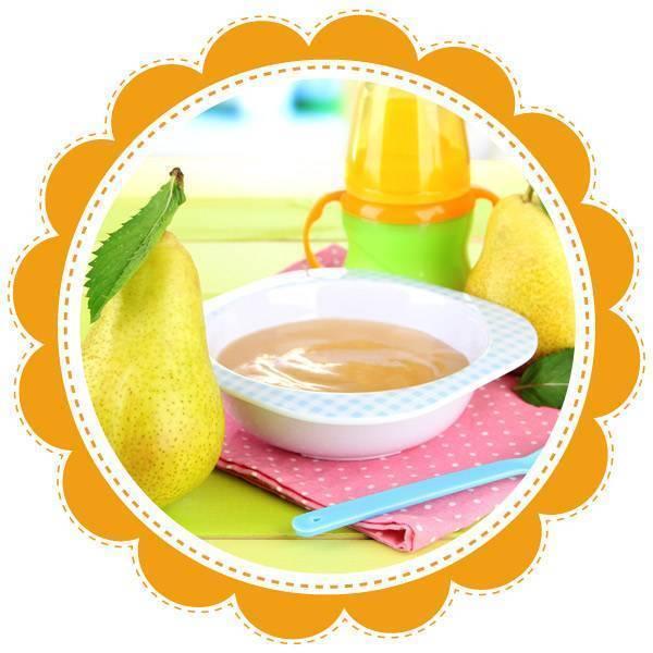 Пюре для малыша - 15 рецептов вкусных и простых