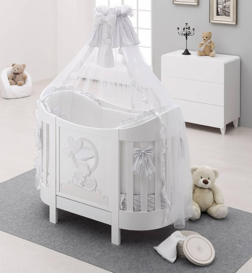 Уютное гнездышко для малыша. что выбрать: колыбель или люльку?