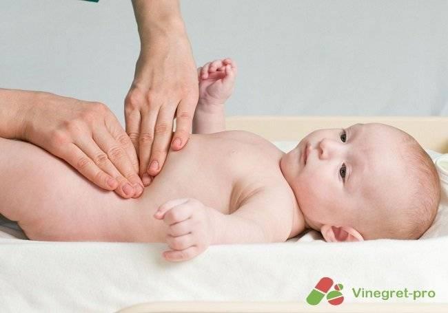 Урчит в животе у грудничка: основные причины и способы устранения