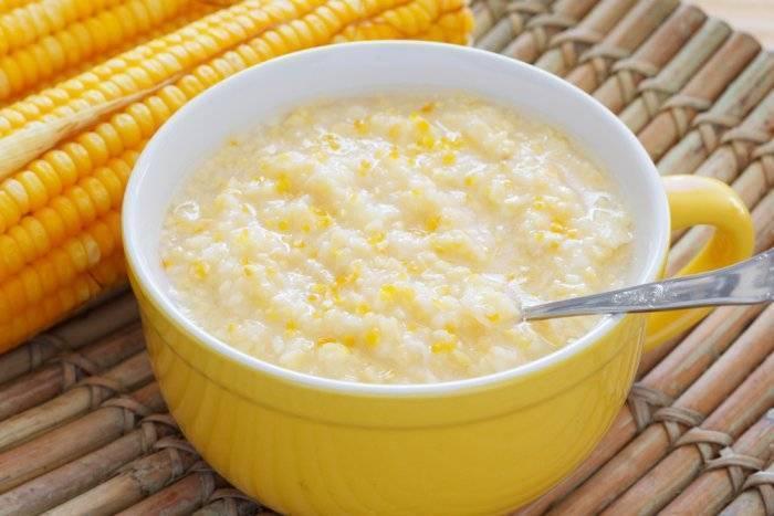 Кукурузная каша для детей: польза продукта, как правильно варить, лучшие рецепты