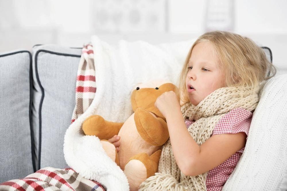 Ребенок кашляет без остановки— что делать
