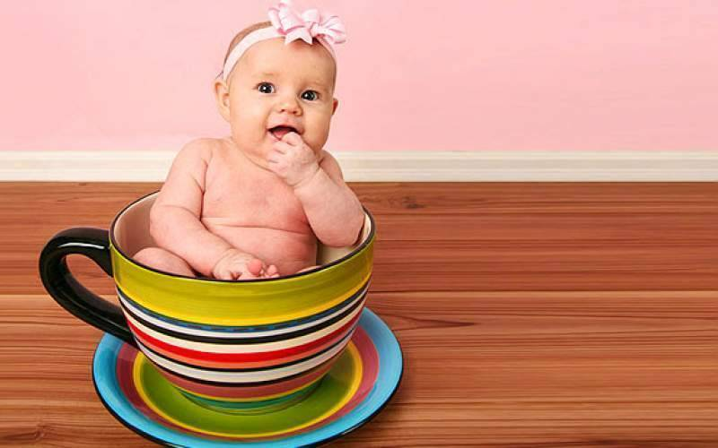 Норма питания смесями для грудничков, подробная таблица рациона по месяцам