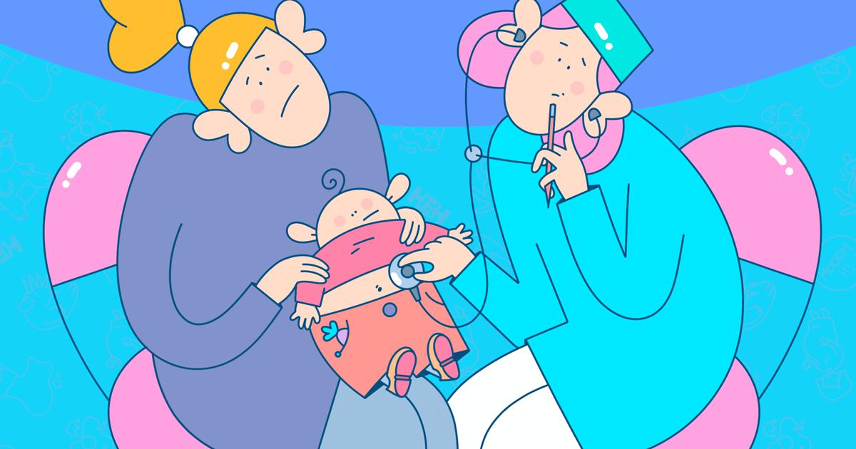 У ребенка отдышка и хрипы что делать