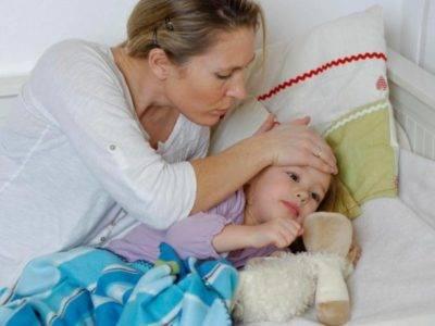 40 вдохов в минуту у ребенка при кашле