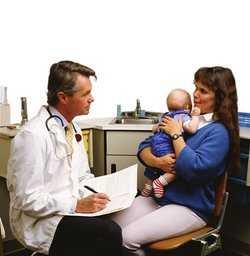 Клизма новорожденному — безопасно?