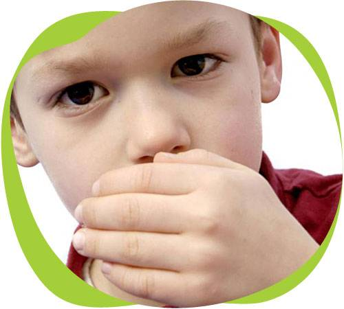 Плохой запах изо рта у ребенка: 4 главных причины появления и лечение