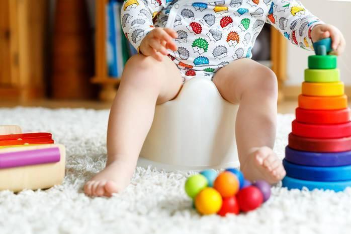 Запоры у детей в 1 год